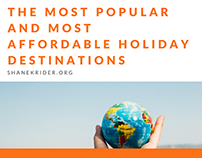 THE MOST POPULAR, MOST AFFORDABLE HOLIDAY DESTINATION