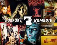 Kita Koguta - Horrory i Komedie Menu