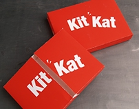 Kit Kat repackaging