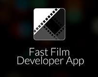 Windows Phone App Design UI/UX for Fast Fil Dev App