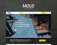 Site - Mold Estruturas