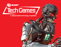Avnet Tech Games - Ads