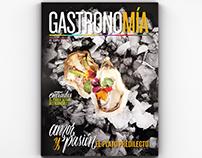 Revista Gastronomía del diario El Espectador