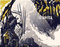"""Letavitca"" - a short silent comic"