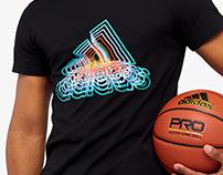 Adidas Basketball Future T-Shirts