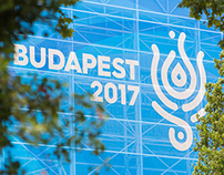 17th FINA World Championships, Budapest 2017 - identity