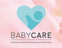 Baby Care | Wearable para monitoramento de prematuros