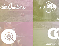 Gander Outdoors Logo Redesign Contest 2017