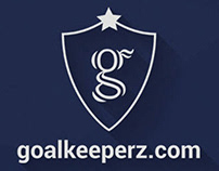 Goalkeeperz.com | Visual identity (2014)