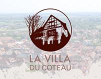 LOGO | La Villa du Coteau