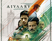 2nd poster for AIYAARY