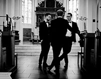 Fotograf til bryllup i Danmark