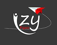 Izy-paper logo