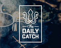 The Daily Catch Restaurant Rebrand