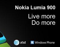 Website Nokia Retail Window Phone