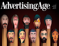 Advertising Age cover design 2015