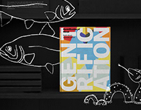"""Book Design """"Gentrification Minsk"""""""