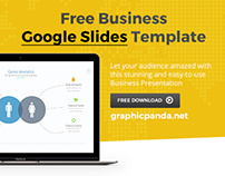 FREE Business Plan Google Slides Template