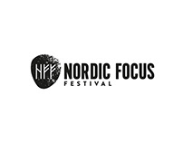 Nordic Focus Festival. Visual Identification