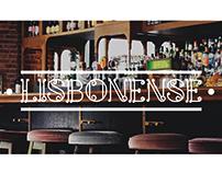 Lisbonense | Branding