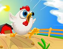 Chicken Escape Game