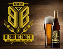 BIRRA BORDUGO brand identity