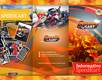 Speed Kart, Identidad corporativa