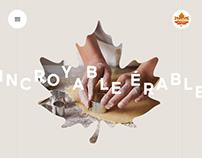 Incredible Maple - Website
