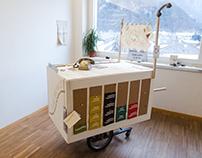 Cosa Faresti? - A mobile workshop station