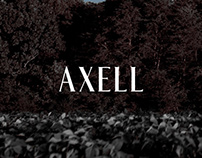 Axell - Free Serif Font