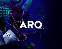 THE ARQ Magazine Branding