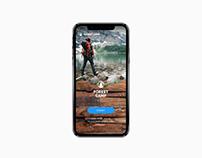 Mobile splash & UI animation