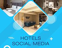 Hotels - Social Media