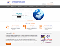 Wordpress Website for IIEC