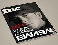 Inc Magazine Content Design