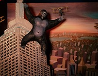 Set Design for King Kong (2005)