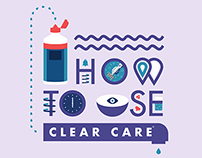 How to use Clear Care