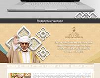 SCM Responsive Website