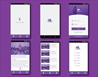 Bd Travels ׀ UI Design ׀ Complete Design