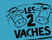 Les 2 Vaches - Brand Management et Event