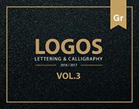 LOGOS COLLECTION 2016/2017 Vol.3