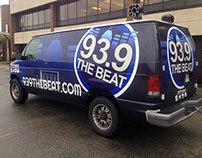 93.9 The Beat Van Wrap