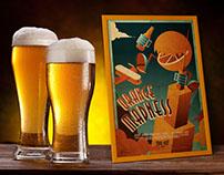 Beer & Movie Posters