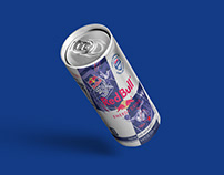 Red Bull | USA Basketball Limited Edition Can