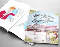 Story Book Design