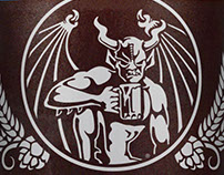 Stone Brewing Labels + Merch