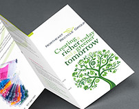 Northeast Recycle Group - Trifold Brochure