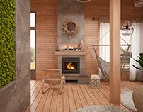 Interior Design for O. Paska