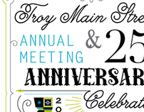 2015 Annual Meeting Invitation & Ticket