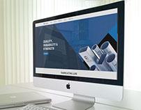 Emfab webdesign